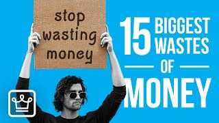 15 Biggest WASTES of Money