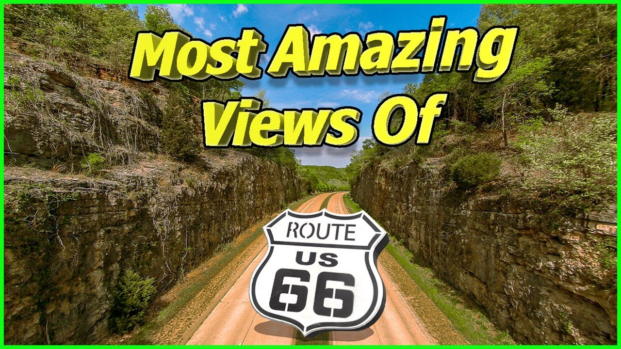 most amazing views of route 66 an aerial documentary. Black Bedroom Furniture Sets. Home Design Ideas