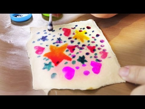 How To Make Edible Paper - Slime Maker