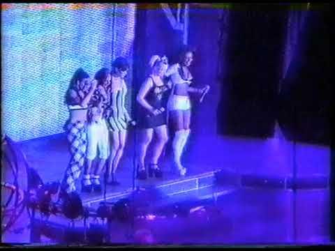 Spice Girls: live in Barcelona 1998
