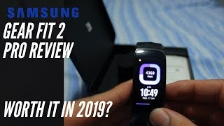 Samsung Gear Fit 2 Pro Review Worth It? 2019