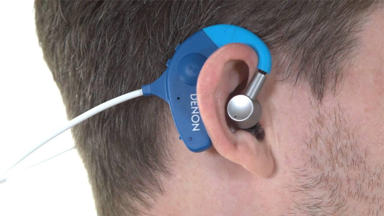 Denon AH-W150BU Exercise Freak Wireless Headphones   Denon at Abt  Electronics cd579f640a