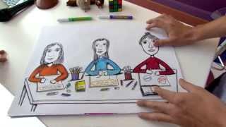 Tonguç Akademi - Kristal Elma Youtube Stüdyo Canlı Yayını