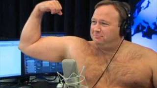 Alex Jones shocked by a caller.
