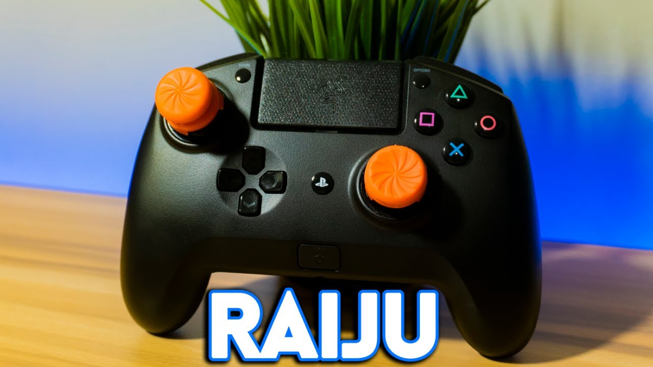 Razer Raiju Tournament Edition The Best Ps4 Controller For 99 Youtube There's no getting around it: razer raiju tournament edition the best ps4 controller for 99