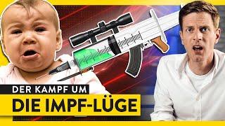Impf-Krieg im Internet | Verschwörung Aktuell
