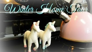 The Glam Apartment Tour: Winter Home Decor Edition! Thumbnail