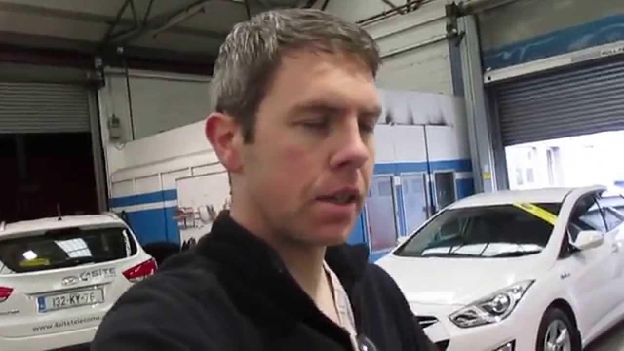 Hyundai i40 style 1 7 crdi 136 bhp brian doolan youtube - Fitzpatricks garage kildare ...