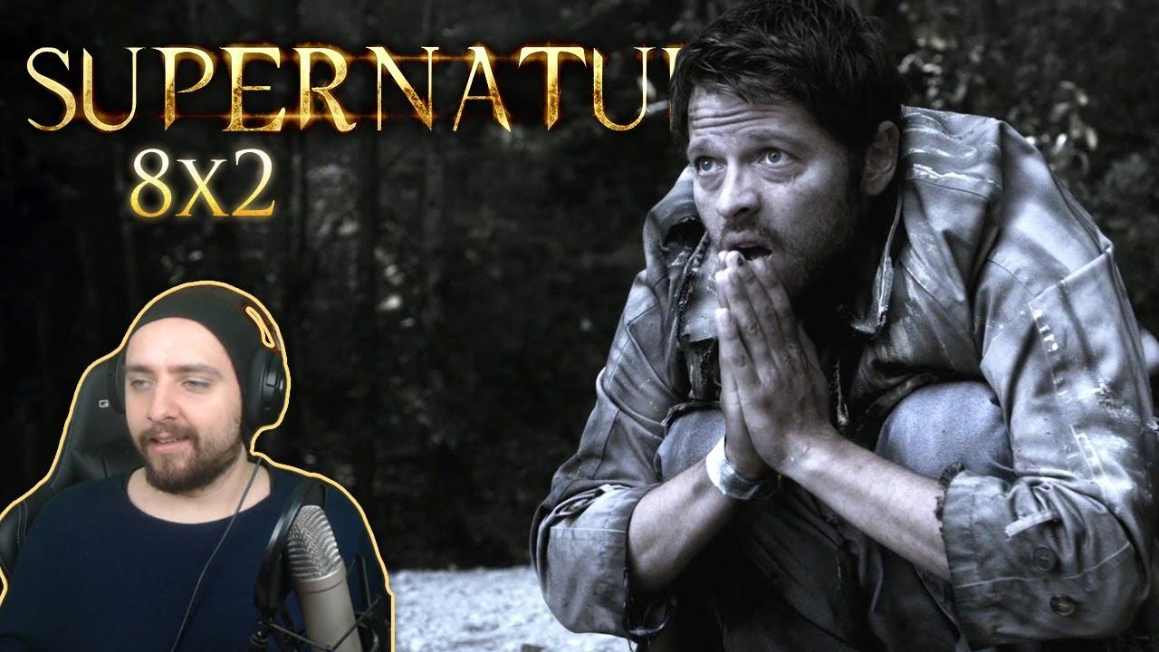 "Download Supernatural Season 8 Episode 2 REACTION ""What's up, Tiger Mommy"""