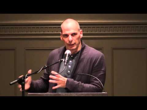 Yanis Varoufakis - Europe's Crisis and America's Economic Fu