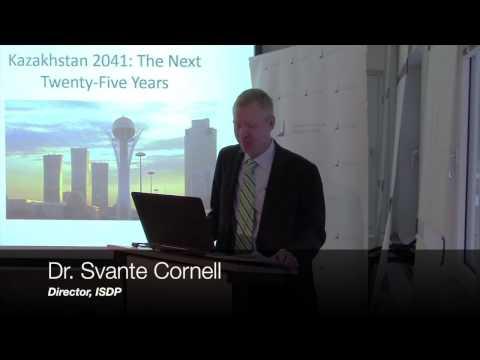 ISDP Forum November 16 on Kazakhstan 2041: The Next Twenty-Five Years