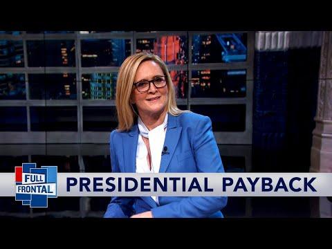 President Trump's Revenge Tour | Full Frontal on TBS