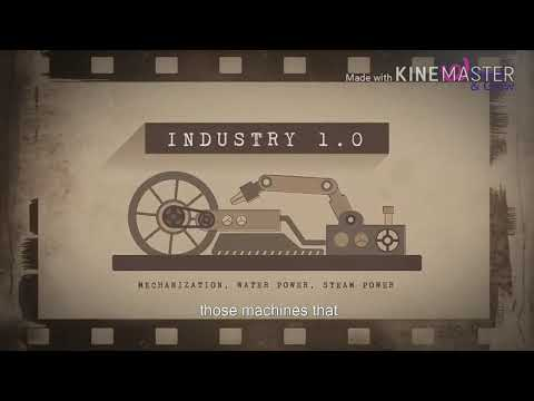 Introduction about industry 4.0