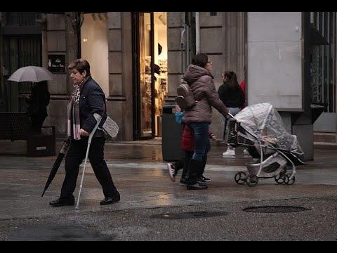 Ourense récord negativo de natalidad 11 12 19