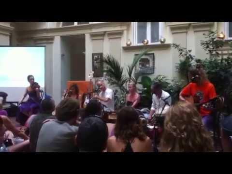 Kirtan Band Koncert
