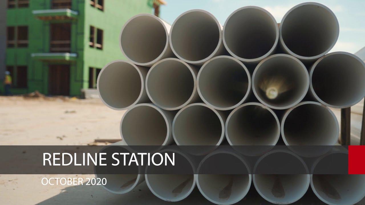 Redline Station - October 2020