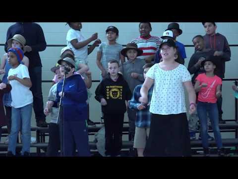 Milwood Elementary School Musical Event