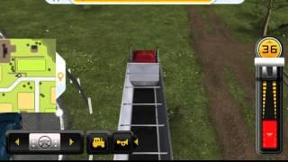 Farming Simulator 14 серия 21 тюки соломенные