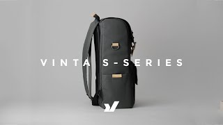 Video The Vinta S Series Camera Bag download MP3, 3GP, MP4, WEBM, AVI, FLV Juni 2018