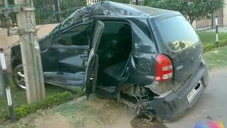 Maruti suzuki (Alto) 41 photo accident car