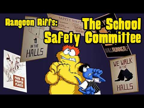 Rangoon Riffs #8: The School Safety Commitee