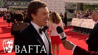Andrew Buchan Red Carpet Interview | BAFTA TV Awards 2017