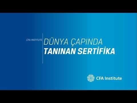 CFA Istanbul Society TV reklamı
