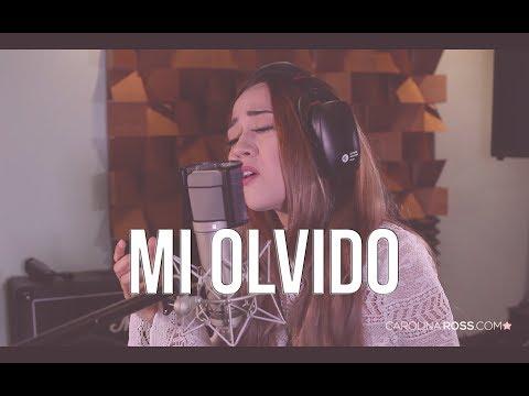 Mi olvido - Banda MS (Carolina Ross cover)