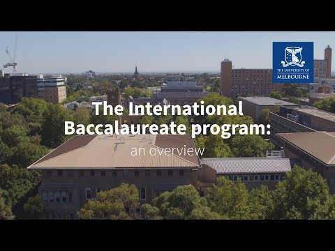 The International Baccalaureate Program: An Overview