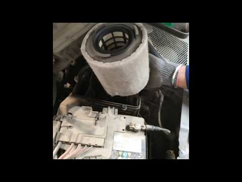 Volkswagen vento TSI FILTERS replacement SERVICE PARTS