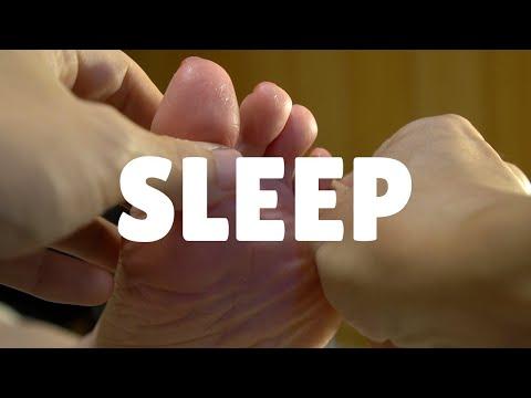 寝る足つぼ | 40分催眠足つぼ
