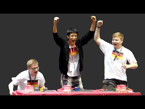 Rubik's Nations Cup - Rubik's Cube World Championships 2017