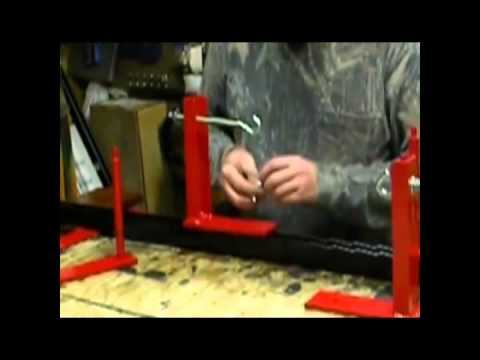 3Rivers Archery String Stretcher demo