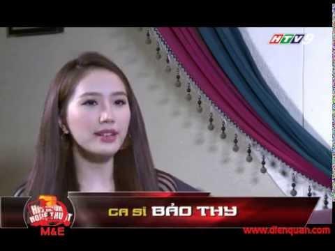 Chương trình Hậu trường nghệ thuật - Talkshow ca sĩ Bảo Thy