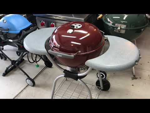 Weber Classic Platinum One Touch With Vortex / Open Pit BBQ Sauced Chicken Legs, Awesome!