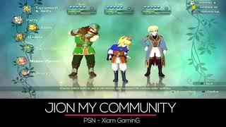 [PS4] Ni no Kuni II Revenant Kingdom - PS4 Save Wizard Cheats | Link To Save in the Description !