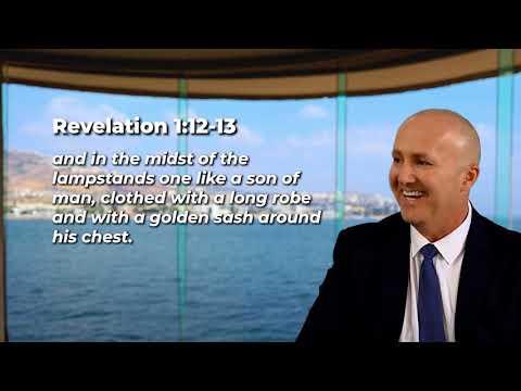 Incredible! The True Menorah (Lampstand) Preached In Tiberias, Israel - Messianic Rabbi Zev Porat