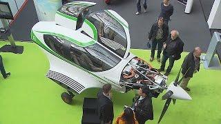 """افتتاح معرض """"أيرو فردريسهافن"""" للطيران الذكي في ألمانيا – hi-tech     26-4-2016"""