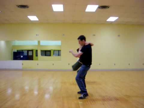 Swing Dance Demo with Aerials