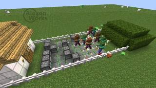 minecraft plants vs zombies