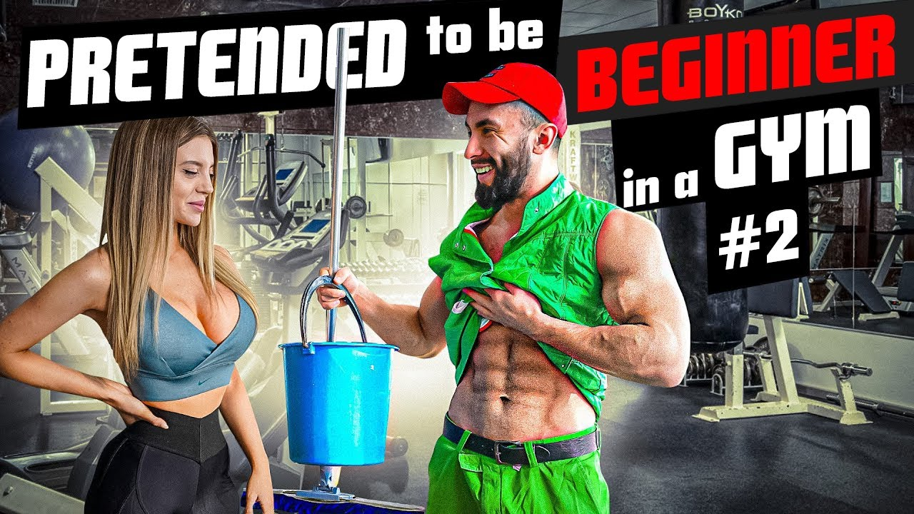 Download #2 Pretended to be a cleaner in GYM