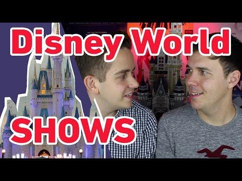 Disney World Shows 2017 (Broadway im Freizeitpark)