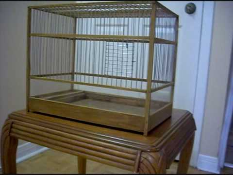 Custom Built Bird Cages - Towa Towa