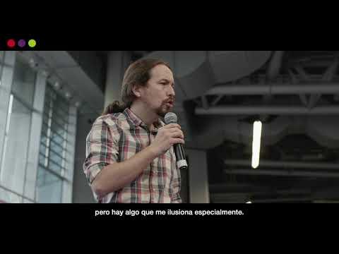 Días de campaña 04 Pablo Iglesias