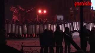 300 Беркутовцев - украинская версия фильма 300 спартанцев.