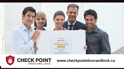 Locksmith in Brantford   www.checkpointdoorandlock.ca   (226) 314-1771
