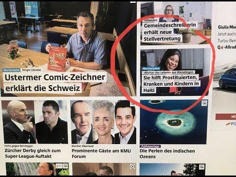 Fondation Manman Lavi | Journal Zürcher Oberländer | Suisse