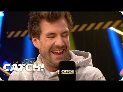 CATCH!-Versager Luke Mockridge - CATCH! Die Deutsche Meisterschaft im Fangen