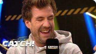 CATCH!-Versager Luke Mockridge - CATCH! Die Deutsche Meisterschaft im Fangen