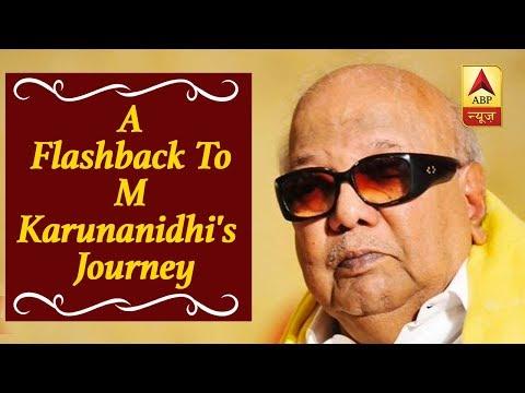 RIP! A flashback to M Karunanidhi`s political journey